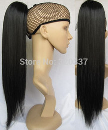 Cool Ponytail Hair Extensions Black Women Online Ponytail Hair Hairstyle Inspiration Daily Dogsangcom