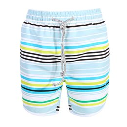 Wholesale Womens Polyester Beach Shorts Drawstring Quick Dry Beach Board Shorts Surf Beach Shorts Oceansid short Pants Swimwear NZ2303