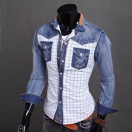 Denim Jeans Shirts For Men Online | Denim Jeans Shirts For Men for ...