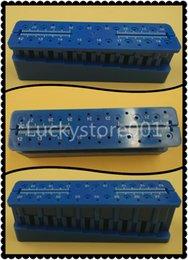 Wholesale New Arrival Dental Pieces Endo Block ProTaper Files Measuring Tools Accessory Endodontic Ruler Nice