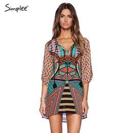 Discount Dresses Flowy Short Sleeve  2017 Dresses Flowy Short ...