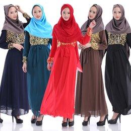 Wholesale 2015 Hot Sale Muslim dress
