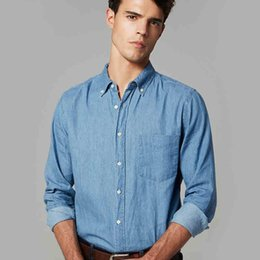 Denim Jeans Shirts Men Suppliers | Denim Jeans Shirts Men Best
