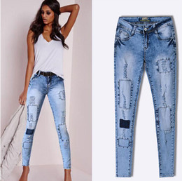 Discount Skinny Jeans For Big Women  2017 Skinny Jeans For Big