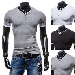 Discount Cool Long Sleeve Shirts For Men   2017 Cool Long Sleeve ...