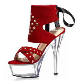 High Heel Sandals Patent Leather Online | Platform High Heel Sandals ...