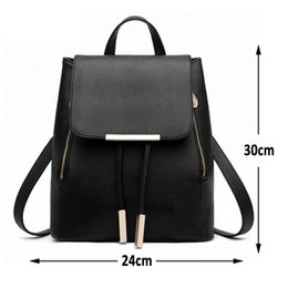 Discount High Quality Leather Backpack | 2017 High Quality Leather ...