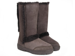 Discount Womens Sheepskin Snow Boots | 2016 Womens Sheepskin Snow ...