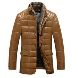 Discount Brown Sheep Skin Coats | 2017 Long Brown Sheep Skin Coats