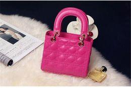 Wholesale 9 Colors fashion New Kids Girls strap Pu Leather shoulder Bags  Mimi handbags Fashion Kids