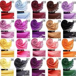 2017 women scarves dhl shipping Wholesale - DHL Free Ship Mix 40 Colors 100PCS lot Cashmere scarfs Pashmina shawl, scarf nova Women scarfs wraps Scarves 1528 affordable women scarves dhl shipping