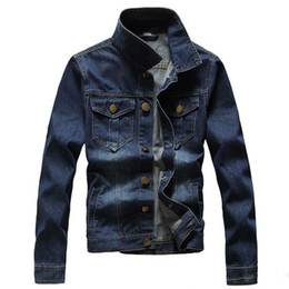 Discount Denim Jackets Sale Men | 2017 Denim Jackets For Men Sale