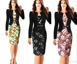 Buy Tweed Work Dresses Online at Low Cost from Work Dresses ...