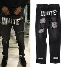 Discount Off White Skinny Jeans | 2017 Off White Skinny Jeans on