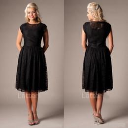 Vintage Style Tea Length Bridesmaid Dresses Online - Vintage Style ...