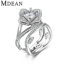 Discount Vintage Wedding Ring Sets White Gold 2017 Vintage