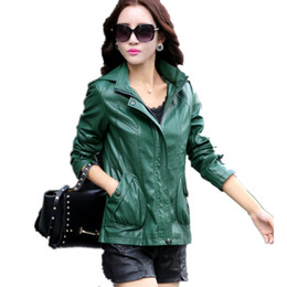 Cheap Plus Size Leather Army Jacket | Free Shipping Plus Size ...