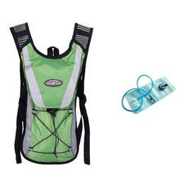 Ultralight Открытый Рюкзак Велоспорт велосипед рюкзак сумка воды пакет Спорт Туризм Отдых на природе Восхождение Чехол гидратации Мочевой пузырь