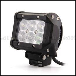 20шт х 18w 1260lm CREE Spot LED Work Light Bar Off-Road внедорожников 4x4 Jeep Лодка лампы 4WD LLWA190