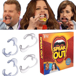 Jibber Jabber Party Game - The Hilarious Mouthpiece Game for ...
