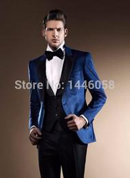 Groom S Royal Blue Coat Suit Online | Groom S Royal Blue Coat Suit ...