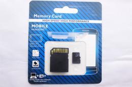 256/128/64/32 / 16GB Micro Cartão de memória TF cartão SD SDHC microSDXC para telemóveis Tablet PC Câmeras Digitais com adaptador SD
