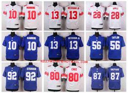 Wholesale New York Giants Landon Collins Jerseys