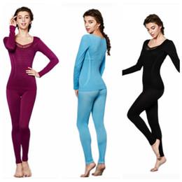 Discount Thermal Underwear Set Women | 2017 Thermal Underwear For ...