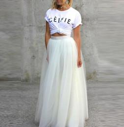 Discount Wear White Long Maxi Skirt | 2017 Wear White Long Maxi ...