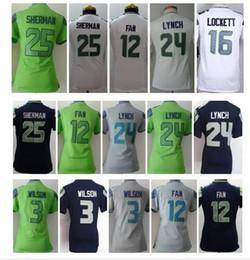 Seattle Seahawks Jimmy Graham WOMEN Jerseys