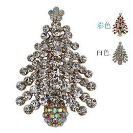 Creative Gifts Christmas Tree Brooch