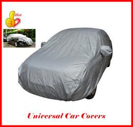 Universal Car Covers Pano Styling Auto Peças Sunshade Heat Proteção à prova de água Anti UV Scratch Resistant Sedan ATP100