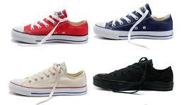Credible Conver Chuck Tay Lor Sapatos Para Homens Mulheres Sneakers Run Desporto Casual Baixo Alto Alto Classic Skateboarding Canvas Cheap