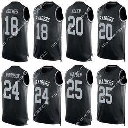 Wholesale 18 Andre Holmes Oakland Raiders Jerseys