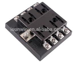 fuse box terminals online fuse box terminals for 8 way terminals circuit car auto fuse holder box blade fuse box holder block dc32v atc ato waterproof shipping