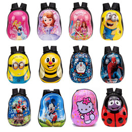 Discount Kids Backpacks Child Cartoon | 2016 Kids Backpacks Child ...