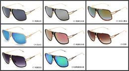 Dita gafas de sol de los hombres 2016 Nueva unisex Dita MACH ONE Gafas de sol de mujer de marca de diseño en los vidrios de Sun de los hombres gafas de sol de la vendimia