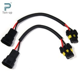 discount led lamp connector wiring harness plug 2016 led lamp 2016 led lamp connector wiring harness plug 2pcs 9005 hb3 car headlight wiring harness socket wire