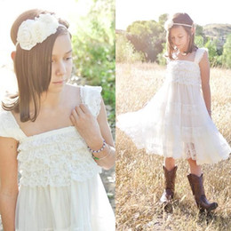 Juniors country style dresses
