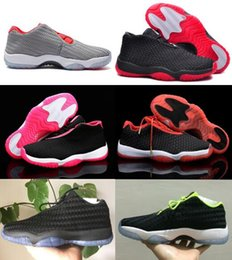 Retro Shoes Future Basketball Shoe Lows Women Men Man Hombre Zapatillas Sports Retro Sneakers Air Futures Grey online