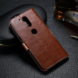 online shopping Wallet Leather Case For Motorola MOTO Z G4 Plus Play XT1607 Mad Oil Pouch Crazy Horse Photo Frame Money Card Stand Colorful Cell Phone Cover