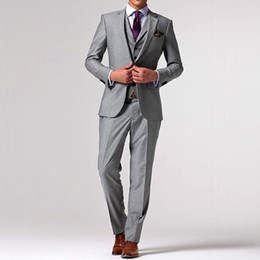 Discount Tailored Suits For Wedding | 2017 Tailored Wedding Suits