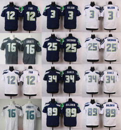 Wholesale Seattle Seahawks Thomas Rawls Jerseys