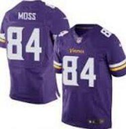 petite Randy Moss Minnesota élite JERSEY chemises taille - 4xl