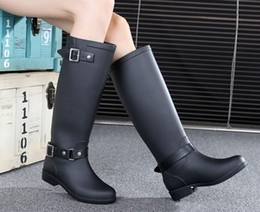 Discount Long Rain Boots Women | 2017 Long Rain Boots Women on ...