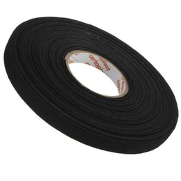 discount wire harness tape 2017 wire harness tape on at 1pcs anti wear adhesive cloth fabric tape cable looms wiring harness us 25m x 9mm x 0 3mm corrosion resistant soft tapes
