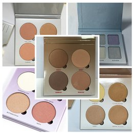 2016 rosto de maquiagem brandnew Blush Pó Blusher paleta cosméticos 5 máscaras: brilho / que Glow / Sun Dipped / Doces / Moon Child