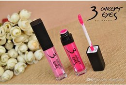 Wholesale Authentic Korea Concept Eyes Color CE Long Lasting Moisturizing Crystal Lip Gloss Lip Color Lipglass Lip Brilliant Lipstick stylenanda