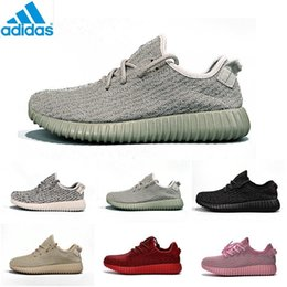 Wholesale Adidas Original Yeezy Boost Yeezy Sneakers Yeezy Kanye Milan West Yeezy Running Shoes for Men Fashion Trainers Shoes With Box