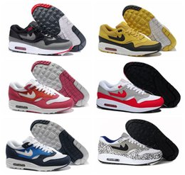 2016 shoes run air max New fashion Free Shipping factory Top Quality 87 ZERO 2 Running Shoes for men outdoor With Air Cushion HYPs QS MAX original shoes affordable shoes run air max